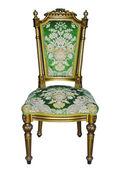 经典的老式椅子 — 图库照片