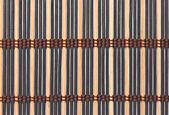 Modello cortina di bambù — Foto Stock