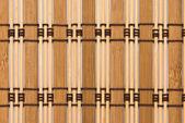 Bambus opony vzor — Stock fotografie
