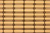 Bamboo curtain pattern — Stock Photo