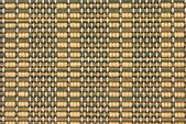 Bamboo curtain pattern — 图库照片