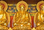 Buddha statue in Wat-Leng-Noei-Yi2 — Stock Photo