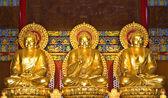 Estátua de Buda em wat-leng-noei-yi2 — Fotografia Stock