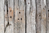 Old wooden fence surface — Stock Photo