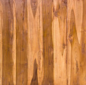 Pattern of teak wood decorative surface — Stock Photo