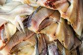Dried tasty fish — Stock Photo