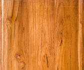 Pattern of teak wood decorative surface — Stockfoto