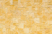 Pattern color of modern style design decorative real stone wall — Photo