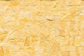 Cor padrão de parede decorativas pedra real projeto de estilo moderno — Fotografia Stock