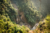 Haew Narok, Deep Forest beautifulwaterfall at Thailand — Stock Photo