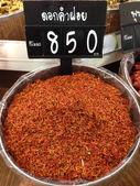 Dried saffron — Stock Photo