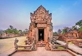 Phanom Rung historical park — Stock Photo