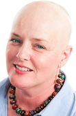 Portrait of Cancer Survivor — Stock Photo
