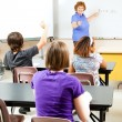 Teaching High School Algebra - Stockfoto