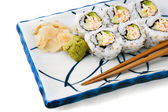 Sushi - California Roll — Foto de Stock