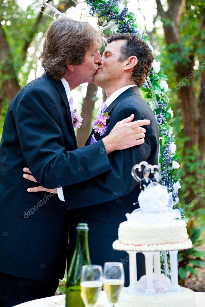 Gay celebrity wedding