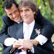 Stock Photo: Gay Couple in Love