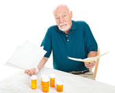 Too Many Medical Expenses — Stock Photo