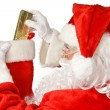 Santa Claus - Stocking Stuffer — Stockfoto