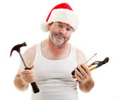 Christmas - Assembly Required — Stock Photo