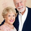 Sophisticated Senior Couple — Stockfoto