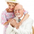 Southern Seniors - Portrait — Stock Photo #43450229