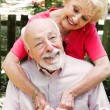 Senior Couple in Love — Stock Photo #45367073