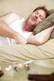 Sleeping It Off — Stock Photo