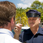 Police Officer - Eye Coordination — ストック写真 #6667789