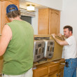 Countertop Installation — Stock Photo #6684910