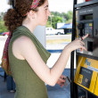 Paying For Gas — Stock Photo #6717910