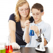 Science in School — Stock Photo #6778202