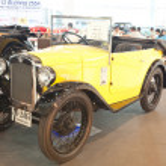 BANGKOK-DEC 01: Vintage car Austin Seven, Year 1929 Display at Thailand International Motor Expo 2011 — Stock Photo #12070473