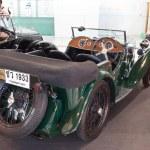 BANGKOK-DEC 01: Vintage car Austin Seven, Year 1929 Display at Thailand — Stock Photo #12145872