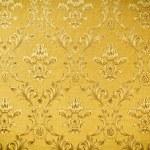 Luxury seamless golden floral wallpape — Stock Photo #13151191