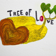 Tree of love — Stock Photo #27332001