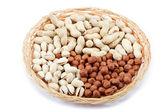 Nuts Mixed — Стоковое фото