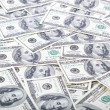Background with money american hundred dollar bills — Stock Photo #41098773
