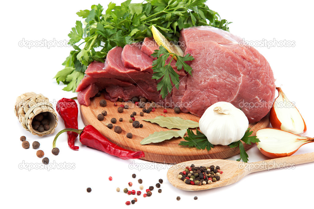 Raw Meat Stock Photography - Image: 35715242