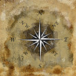 Stock Photo: Wind rose