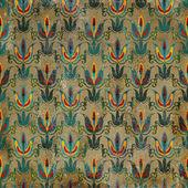 Royal grunge pattern — Stock Photo