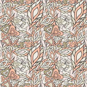 Abstract floral  Seamless pattern — 图库照片
