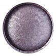 Gray eye shadow close up — Stockfoto
