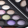 Stock Photo: Cosmetics set close up