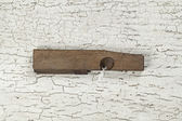 Antique Hand plane carpenter tool (Still life) — Stock Photo