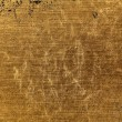 Stock Photo: Gold leaf texture