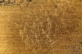 Gold leaf texture — Stock Photo