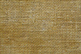 Golden linen board texture — Stock Photo
