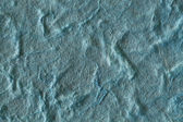 Cyan mulberry paper texture — Стоковое фото