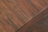 Level glossy wooden texture — Stock Photo